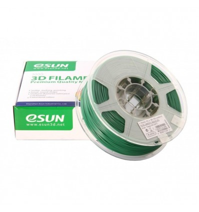 eSUN PLA+ Filament - 1.75mm Pine Green
