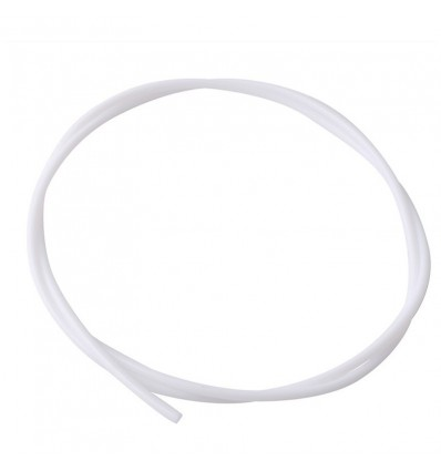 3mm Teflon PTFE Tube - IDxOD 3x4mm L:1m - Heat Break Sleeving