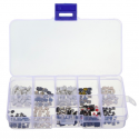 SMD Switch Kit - 10 Kinds 250pcs