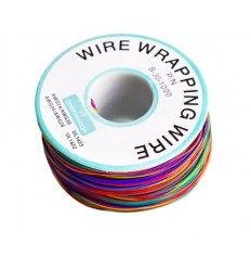 Wire Wrapping Wire 30AWG, 8 Colours, 280Meters