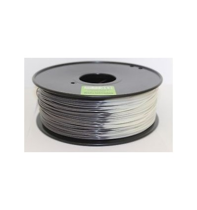 eSUN PLA Filament - 3mm Colour Change (Temperature) Grey/White