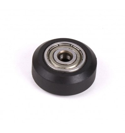 Delrin Solid V-Wheel - With 625ZZ Bearing