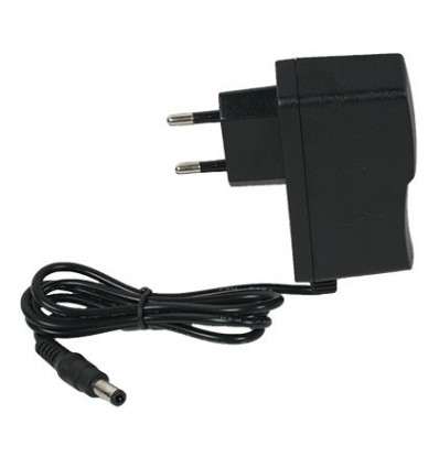 AC Adapter 12V 1A Wall Mount | DC Jack 2.1mm