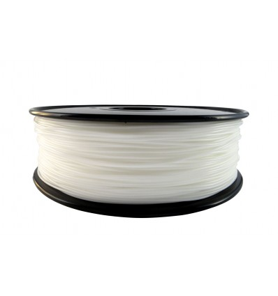Nylon Filament 1.75mm 1kg White