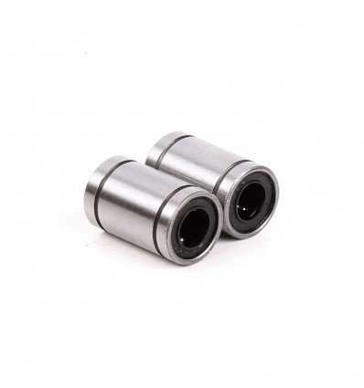 Computer & Office Hearty 4pcs Printer Parts Lm8uu 8mm Inside Dia Rubber Ball Bearing Linear Ball Bearing Removing Obstruction 3d Printers & 3d Scanners