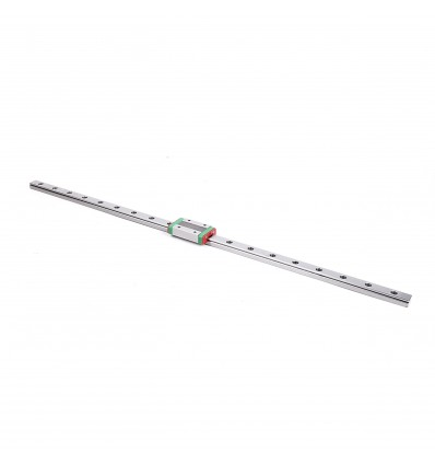 MGN12 Linear Guide Rail with Carriage - 480mm