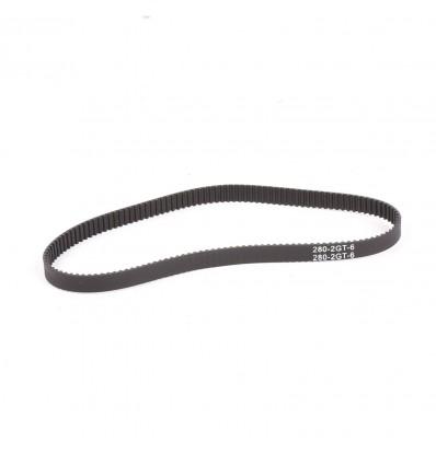 GT2 Timing Belt - 280x6mm Closed Loop