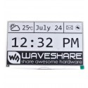 7.5 Inch E-Ink Display HAT for Raspberry Pi 640x384