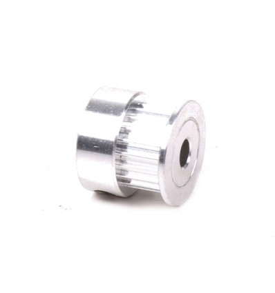 T2.5 Pulley (5mm Bore / 20 Tooth / 6mm Belt)