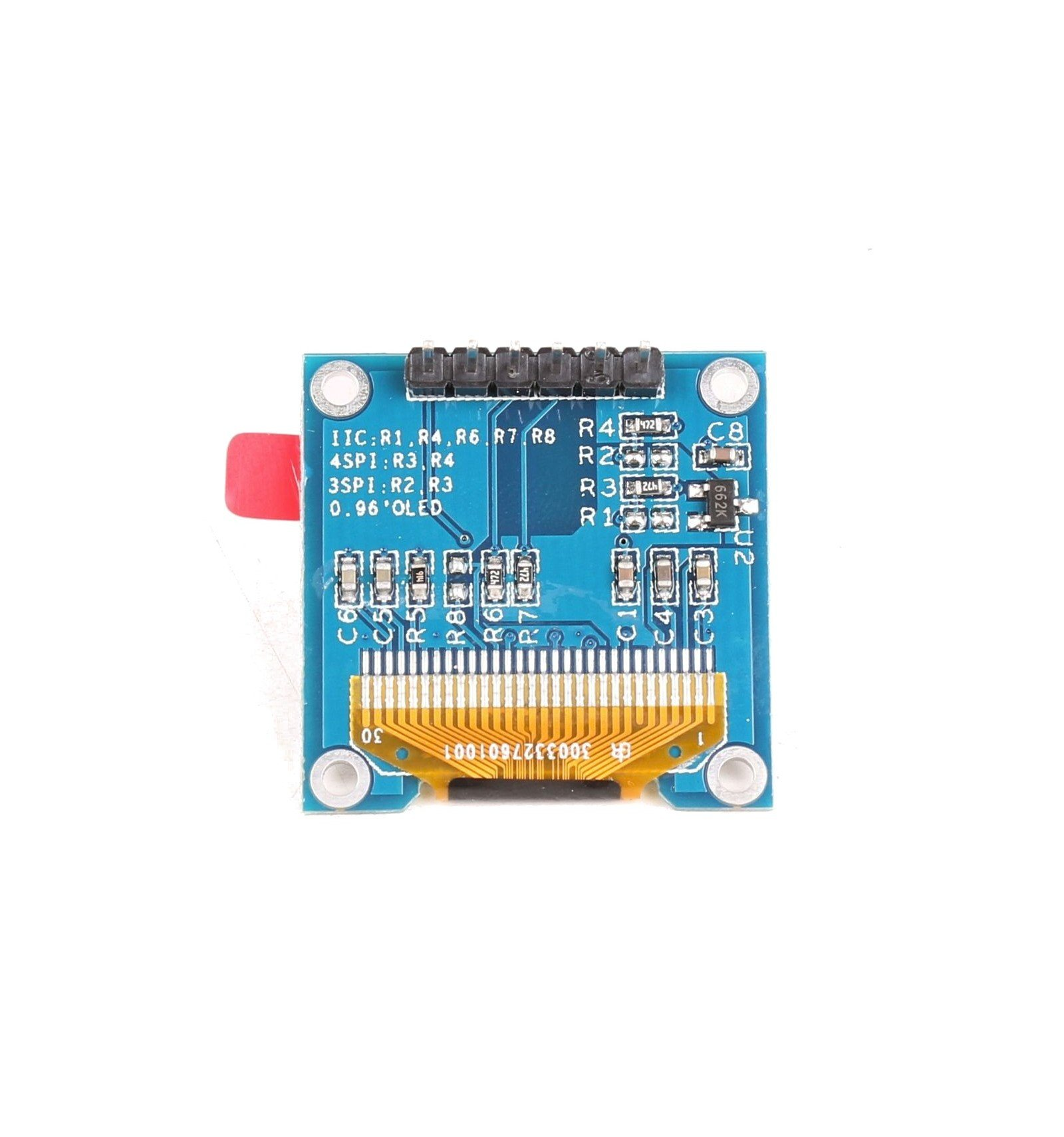 OLED Display Module Blue 0 96 Inch 128x64 7pin SPI For Arduino
