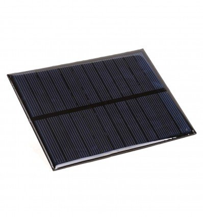 112x84mm Mini Solar Panel 6v 200ma 1 1w Portable