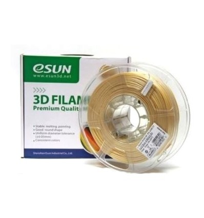eSUN WoodFill Filament - 1.75mm 0.5kg