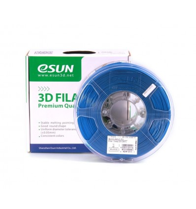eSUN PLA Filament - 1.75mm Blue