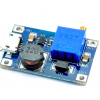DC-DC Boost Step Up 2A 2-24V with Micro-USB Input