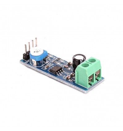LM386 Audio Amplifier Module – 200X Gain