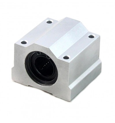 Linear Bearing Pillow Block - SC16UU - 16mm Diameter