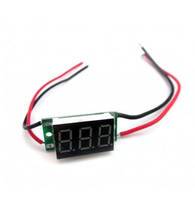 Current Meter Display 5A LED