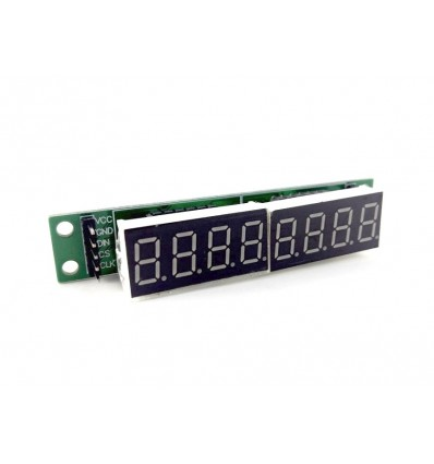 Tube LED Segment Matrix MAX7219 Display