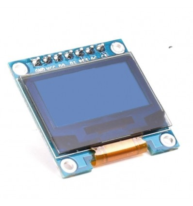 OLED Display Module Yellow Blue 0 96 Inch 128X64 7pin SPI for Arduino