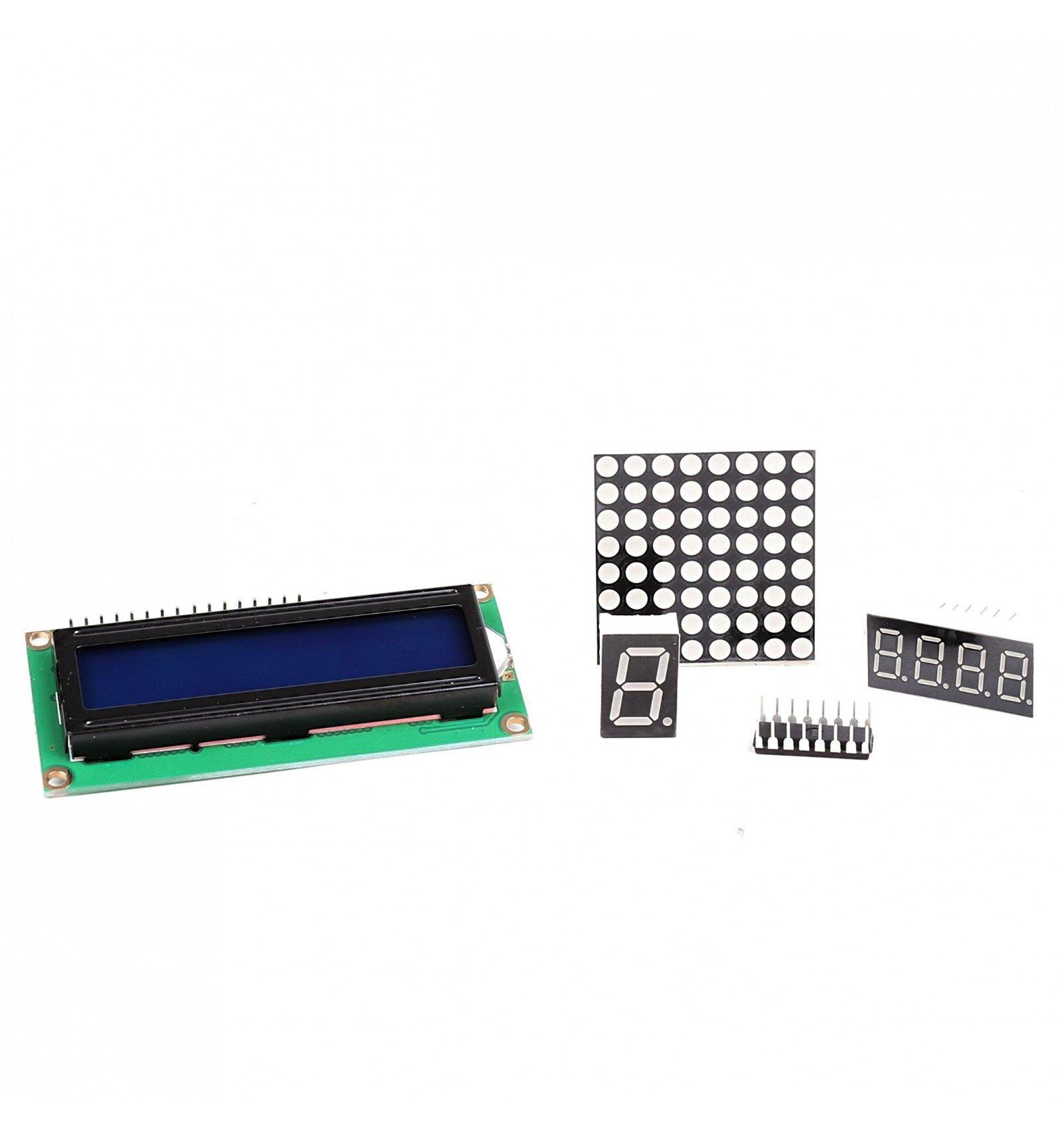 Arduino rfid kit includes module microcontroller