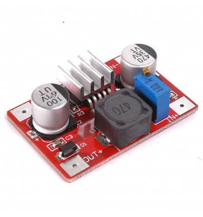 High Voltage DC-DC Boost 2A 5-56V