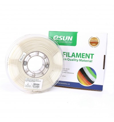 eSUN ABS Filament - 1.75mm Green Glow In The Dark 0.5kg