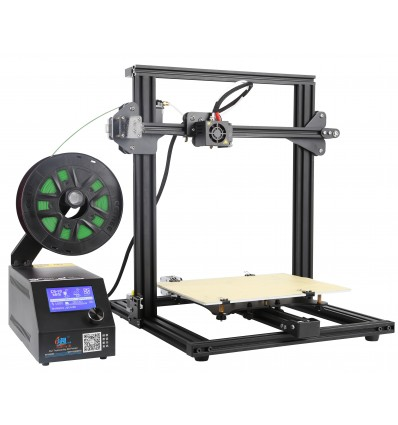 Creality CR-10 Mini 3D Printer - Angled