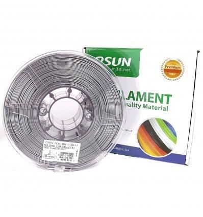 eSUN PETG Filament - 1.75mm 1kg Silver