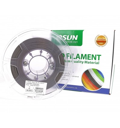 eSUN eSteel Filament - 1.75mm Natural 1kg