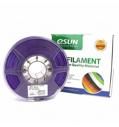 eSUN HIPS Filament - 1.75mm 1kg Purple