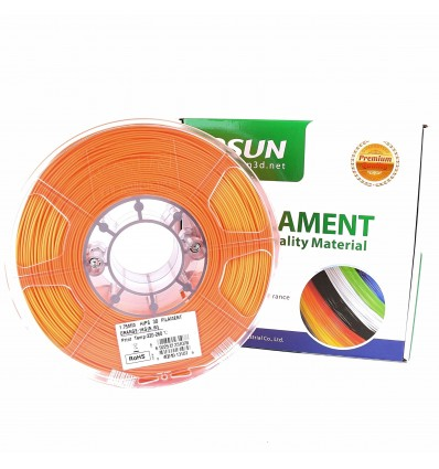 eSUN HIPS Filament - 1.75mm 1kg Orange