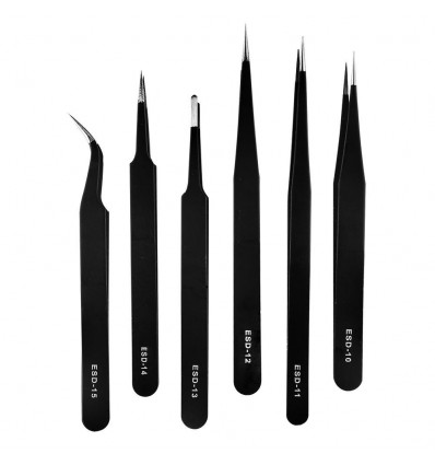 Precision Tweezer Set
