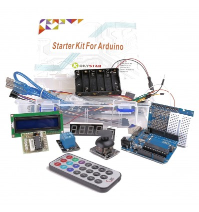 Arduino Microcontroller Learning Kit