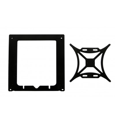 Prusa i3 Full Frame Black Anodized