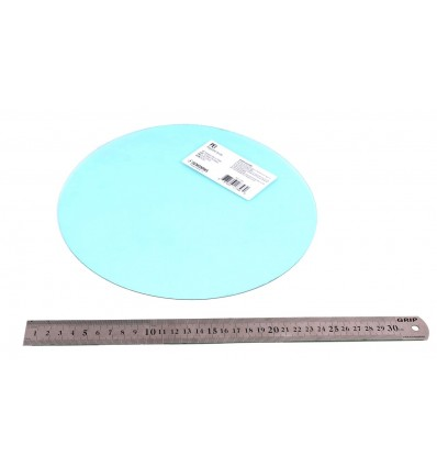 PEI (Polyetherimide) Round Sheet 250mm Diameter