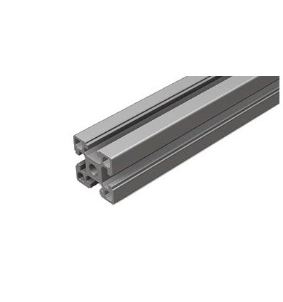 T-Slot Aluminium Extrusion - PG40 Profile 40x40mm