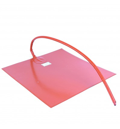 Silicon Rubber Heater Pad , 300x300mm , 220V AC
