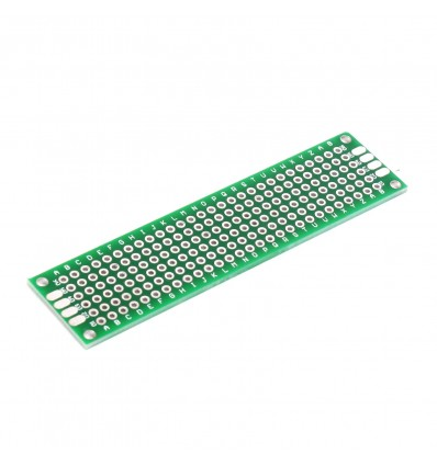 Universal Prototyping PCB - 20x80mm