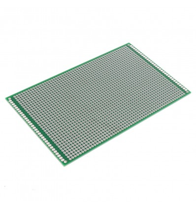 Universal Prototyping PCB - 90x150mm