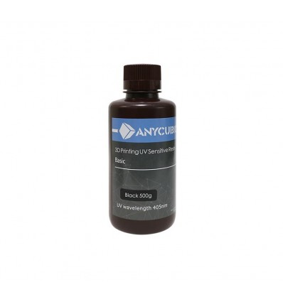 Anycubic 3D Resin – Black 500ml