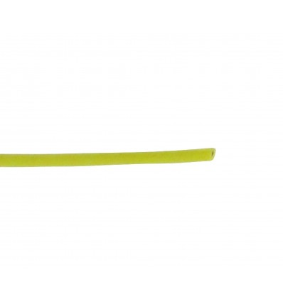Silicone Wire - Yellow 24AWG