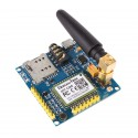A6 GSM/GPRS Dev Board Module With Antenna