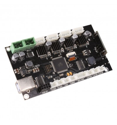 Wanhao i3 Mini Motherboard and LCD