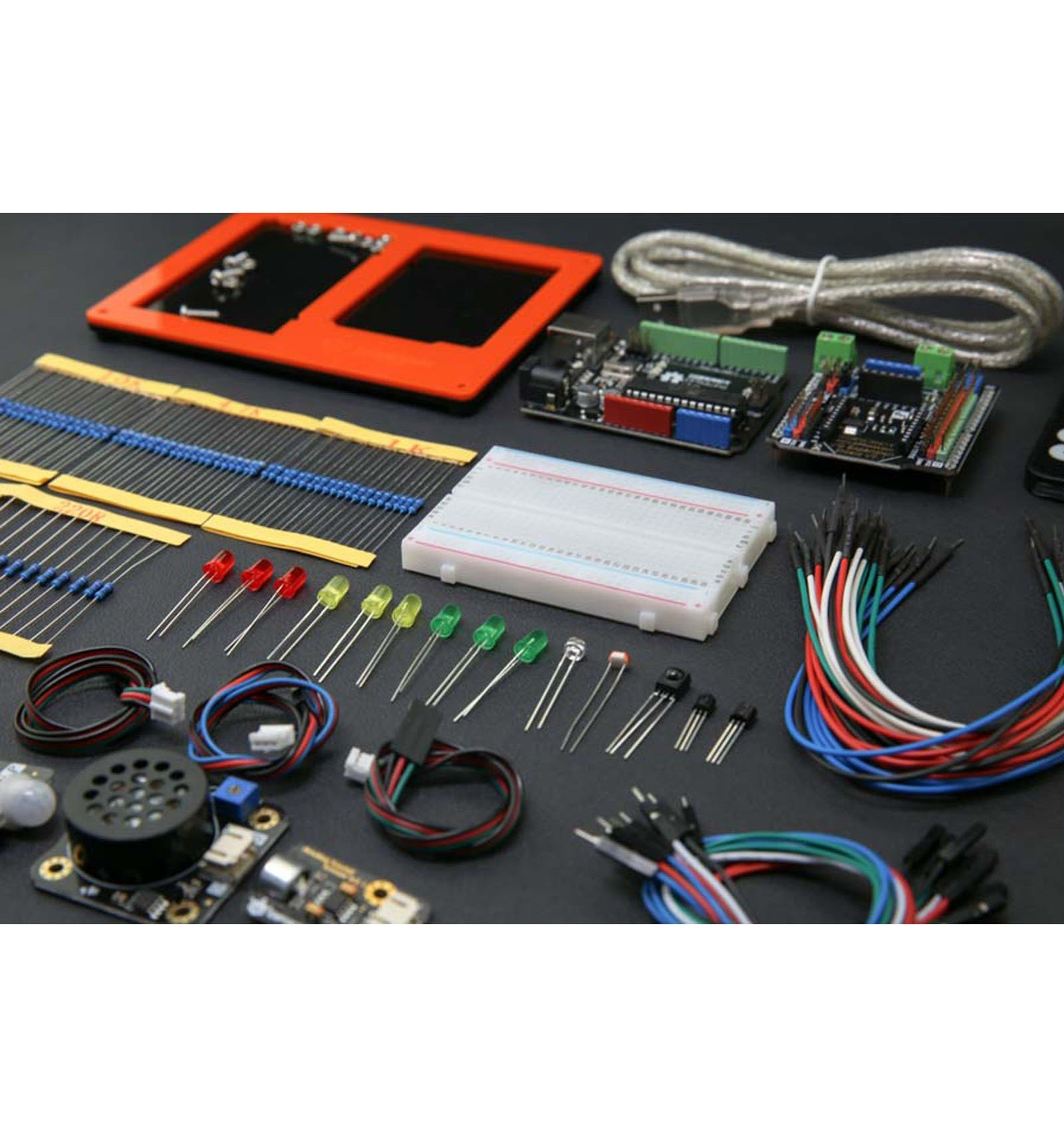 Arduino Zero To Hero Learning Kit Electronics Electrical Wiring