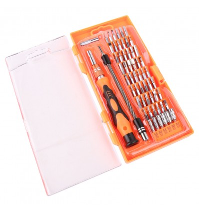 54 Piece Precision Screw Driver Set