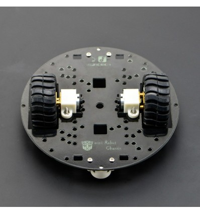 2WD MiniQ Robot Chassis from DFRobot