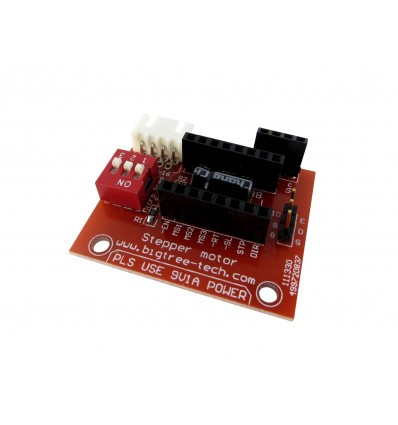 Carrier Board for A4988 Stepper Motor Driver Module