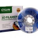 eSUN PLA Filament - 1.75mm Light Blue Transparent