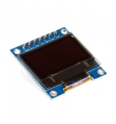 OLED Display Module Blue 0.96 Inch 128X64 7pin for Arduino