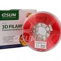 eSUN PLA Filament – 1.75mm Red Watermelon Transparent 0.5kg